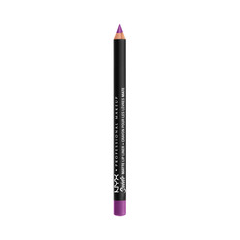 Карандаш для губ NYX Professional Makeup Suede Matte Lip Liner 15 (Цвет 15 Run The World variant_hex_name 954493) косметические карандаши nyx professional makeup замшевый карандаш для губ suede matte lip liner pink lust 08