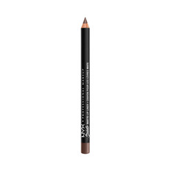 Карандаш для губ NYX Professional Makeup Suede Matte Lip Liner 21 (Цвет 21 Brookly Thorn variant_hex_name 6E5149) косметические карандаши nyx professional makeup замшевый карандаш для губ suede matte lip liner pink lust 08