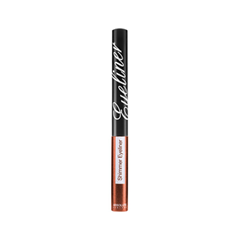 Подводка Absolute New York Shimmer Eyeliner 10 (Цвет NF010 Glitter Burgundy variant_hex_name 995B8F) long wear gel eyeliner подводка для век в баночке bronze shimmer