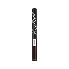 Подводка Absolute New York Shimmer Eyeliner 02 (Цвет NF002 Brown variant_hex_name 381E0E) подводка essence liquid ink eyeliner 02 цвет 02 bronzy