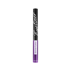 Подводка Absolute New York Shimmer Eyeliner 06 (Цвет NF006 Purple variant_hex_name 5248AC) футболка zoo york z black purple