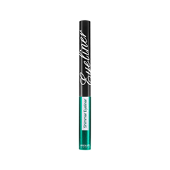 Подводка Absolute New York Shimmer Eyeliner 08 (Цвет NF008 Green variant_hex_name 06926D) long wear gel eyeliner подводка для век в баночке bronze shimmer