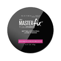 Рассыпчатая пудра Maybelline New York Master Fix пудра maybelline new york maybelline new york ma010lwfjt39
