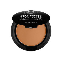 Пудра NYX Professional Makeup Stay Matte But Not Flat Powder Foundation 29 (Цвет 29 Deep Olive variant_hex_name C6895A) nyx professional makeup стойкая тональная основа total control drop foundation deep sable