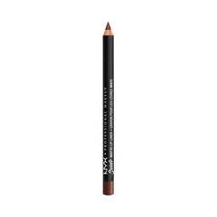 Карандаш для губ NYX Professional Makeup Suede Matte Lip Liner 23 (Цвет 23 Club Hopper variant_hex_name 673F37) косметические карандаши nyx professional makeup замшевый карандаш для губ suede matte lip liner pink lust 08