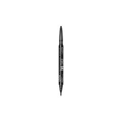 Карандаш для глаз NYX Professional Makeup Two Timer - Dual Ended Eyeliner (Цвет 01 Jet Black variant_hex_name 000000)