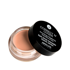 Консилер Absolute New York Correct n' Cover Dark Circle Concealer 02 (Цвет 02 Light variant_hex_name F1C3AC) корректоры the saem cover perfection concealer foundation spf50 pa 1 5