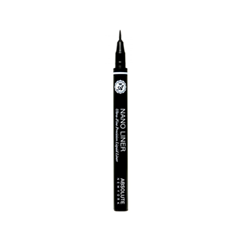 Подводка Absolute New York Eye Expert Nano Liner (Цвет Black variant_hex_name 000000) подводка absolute new york shimmer eyeliner 11 цвет nf011 glitter brown variant hex name 635145