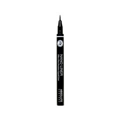 Подводка Absolute New York Eye Expert Nano Liner (Цвет Black variant_hex_name 000000) карандаш для губ absolute new york perfect wear lip liner 05 цвет abpw05 hot cocoa variant hex name 634128