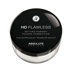 Рассыпчатая пудра Absolute New York HD Flawless Loose Setting Powder 01 (Цвет 01 Universal Translucent variant_hex_name F1F5F3) тональная основа absolute new york hd flawless fluid foundation 03 цвет 03 beige variant hex name c3967f