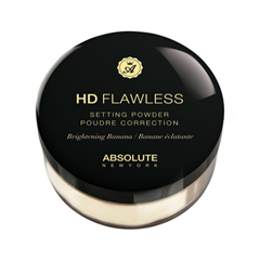 Рассыпчатая пудра Absolute New York HD Flawless Loose Setting Powder 02 (Цвет 02 Brightening Banana variant_hex_name F5CB97) тональная основа absolute new york hd flawless fluid foundation 03 цвет 03 beige variant hex name c3967f