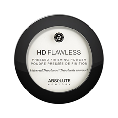 Компактная пудра Absolute New York HD Flawless Pressed Finishing Powder 01 (Цвет 01 Translucent variant_hex_name FAF9F7) тональная основа absolute new york hd flawless fluid foundation 03 цвет 03 beige variant hex name c3967f