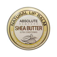 Цветной бальзам для губ Absolute New York Natural Lip Balm 03 (Цвет ANB03 Shea Butter variant_hex_name E5E5E6) 1kg africa ghana natural shea butter unrefined organic pure pregnant women baby can eat