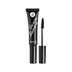 Тушь для ресниц Absolute New York Tube Mascara 20 (Цвет NF020 Extra Volume variant_hex_name 000000) тушь для ресниц isadora hypo allergenic mascara 02
