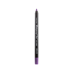 Карандаш для глаз Absolute New York Waterproof Gel Eye Liner 89 (Цвет NFB89 Purple variant_hex_name 6A3185) плойка babyliss bab2173tte titanium tourmaline плойка для волос bab2173tte