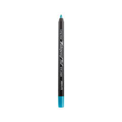 Карандаш для глаз Absolute New York Waterproof Gel Eye Liner 90 (Цвет NFB90 Turquoise variant_hex_name 55CCF2) карандаш для глаз absolute new york waterproof gel eye liner 92 цвет nfb92 pink variant hex name fe8cc2