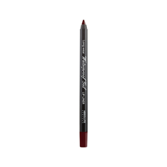 Карандаш для губ Absolute New York Waterproof Gel Lip Liner 71 (Цвет NFB71 Chocolate variant_hex_name 5D2419) карандаш для глаз absolute new york waterproof gel eye liner 92 цвет nfb92 pink variant hex name fe8cc2