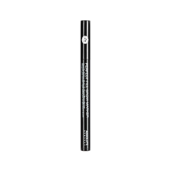 Подводка для бровей Absolute New York Perfect Fill Brow Marker 01 (Цвет 01 Raven variant_hex_name 020202) окрашивание бровей absolute new york perfect fill brow powder 04 цвет 04 wheat variant hex name a4713c