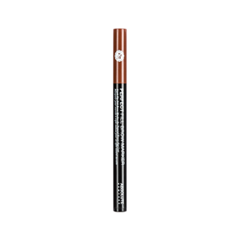 Подводка для бровей Absolute New York Perfect Fill Brow Marker 04 (Цвет 04 Auburn variant_hex_name 603102) окрашивание бровей absolute new york perfect fill brow powder 04 цвет 04 wheat variant hex name a4713c