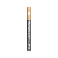 Подводка для бровей Absolute New York Perfect Fill Brow Marker 05 (Цвет 05 Honey variant_hex_name 5F3B01) окрашивание бровей absolute new york perfect fill brow powder 04 цвет 04 wheat variant hex name a4713c