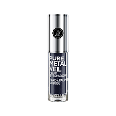 Тени для век Absolute New York Pure Metal Veil Eyeshadow 08 (Цвет 08 Midnight Marine variant_hex_name 1A2D4D) тени для век absolute new york pure metal veil eyeshadow 05 цвет 05 jeweled java variant hex name 855642