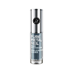 аксессуар peruzzo new cruising pz 302 Тени для век Absolute New York Pure Metal Veil Eyeshadow 09 (Цвет 09 Cruising variant_hex_name 375E65)