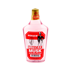После бритья Clubman Pinaud Musk After Shave Cologne (Объем 177 мл) после бритья clubman pinaud after shave lotion объем 375 мл