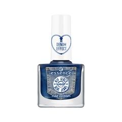 Лак для ногтей essence Hip Girls Wear Blue Jeans Nail Polish 01 (Цвет 01 Start The Blue Rebellion! variant_hex_name 244772) лак для ногтей nouba nail polish mini 486