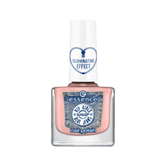 Лак для ногтей essence Hip Girls Wear Blue Jeans Nail Polish 02 (Цвет 02 Cute But Cool! variant_hex_name FDC1BB) cnhids set 36w uv lamp 7 of resurrection nail tools and portable package five 10 ml soaked uv glue gel nail polish