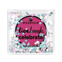 Пудра Live.Laugh.Celebrate! Lip Powder 02 (Цвет 02 Everybody Dance Now!  variant_hex_name C53E76)
