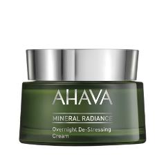 Крем Ahava Mineral Radiance Overnight De-Stressing Cream (Объем 50 мл) недорого