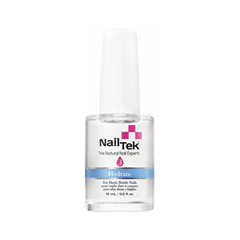 Уход за ногтями NailTek Hydrate 3 (Объем 15 мл) мицелий грибов шампиньон королевский субстрат объем 60 мл