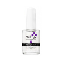 Уход за ногтями NailTek Therapy XTRA 4 (Объем 15 мл) уход за ногтями nailtek hydrate 3 объем 15 мл
