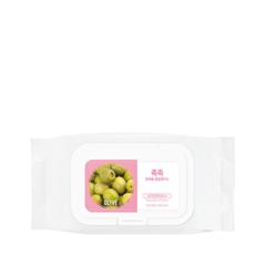 Влажные салфетки Holika Holika Daily Fresh Olive Cleansing Tissue крем holika holika daily fresh olive cleansing cream объем 430 мл