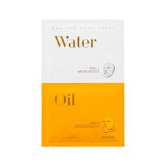 Тканевая маска Holika Holika Dualism Mask Sheet Water & Oil маска анти oil фрэш биобьюти