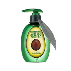 Гель для душа Holika Holika Farmer's Market Avocado Shower Gel (Объем 240 мл) лосьон для тела holika holika farmer s market peach body lotion объем 240 мл
