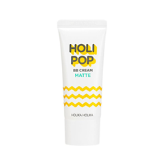 BB крем Holika Holika HoliPop BB Cream Matte SPF30 PA++ (Объем 30 мл) bb крем vprove the basic original bb spf30 pa 02 цвет 02 rich variant hex name ecbdad
