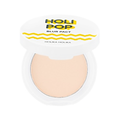 Компактная пудра Holika Holika HoliPop Blur Pact SPF30 PA+++ 01 (Цвет 01 Light Beige variant_hex_name F7DECA) bb крем holika holika holipop bb cream moist spf30 pa объем 30 мл