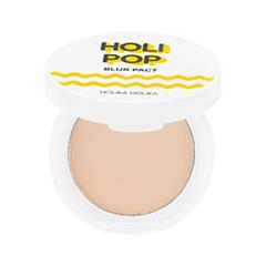 Компактная пудра Holika Holika HoliPop Blur Pact SPF30 PA+++ 02 (Цвет 02 Natural Beige variant_hex_name E9C9B2) bb крем holika holika holipop bb cream moist spf30 pa объем 30 мл