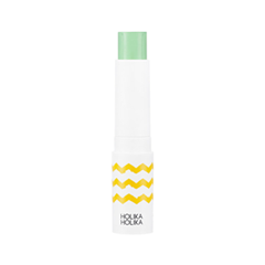 Корректор Holika Holika HoliPop Correcting Bar Stick Mint (Цвет Mint  variant_hex_name ABDDAC) holika holika корректор от темных кругов holipop correcting bar apricot stick