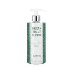 Гель для душа Caron Pour Un Homme de Caron Hair & Body Shampoo (Объем 500 мл)  недорого