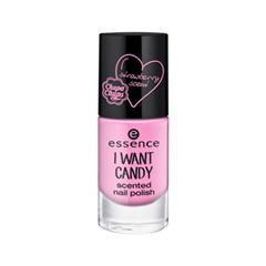 Лак для ногтей essence I Want Candy Scented Nail Polish 01 (Цвет 01 I Want Strawberry! variant_hex_name FAADD4) автомобильные ароматизаторы chupa chups ароматизатор воздуха chupa chups chp801