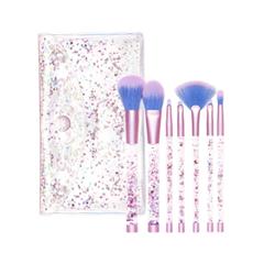 Набор кистей для макияжа Lime Crime Aquarium Brush Set кисти для макияжа brush set 32pcs pincel maquiagem professional 32 pcs makeup brushes set