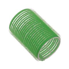 цена на Бигуди Dewal Бигуди-липучки d 20 мм Green