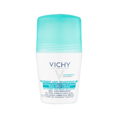 Дезодорант Vichy 48 Hour 'No-Trace' Anti-Perspirant Deodorant Roll On (Объем 50 мл)