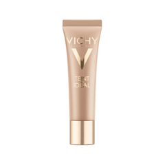 Тональная основа Vichy Teint Ideal Creme (Цвет 15 Ivory variant_hex_name E6B894) тональная основа vichy teint ideal fluid 15 цвет 15 ivory variant hex name e6b894