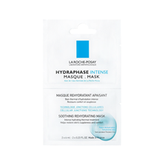 Маска La Roche-Posay Hydraphase Intense Masque Sachets (Объем 2*6 мл) la roche posay hydraphase intense serum 30 ml 1 01 oz concentrate rehydratant