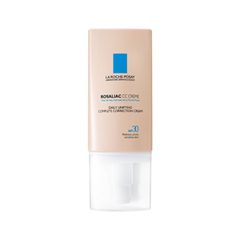 CC крем La Roche-Posay Rosaliac CC Daily Unifying Complete Correction Cream SPF 30 (Объем 50 мл) christina дневной крем абсолютная защита spf 20 bio phyto ultimate defense day cream 75 мл дневной крем абсолютная защита spf 20 bio phyto ultimate defense day cream 75 мл 75 мл