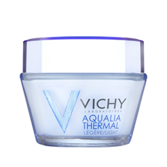 Крем Vichy Aqualia Thermal Dynamic Hydration Light Cream Normal to Combination Skin (Объем 50 мл) vichy бальзам для губ aqualia thermal 4 7 мл бальзам для губ aqualia thermal 4 7 мл 4 7 мл