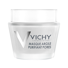 Маска Vichy Pore Purifying Clay Mask (Объем 75 мл) маска matis clay mask balancing and purifying mask объем 50 мл